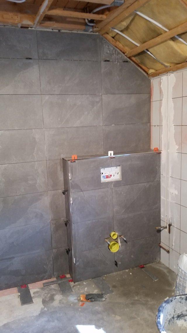 Badkamer renovatie Heerenveen